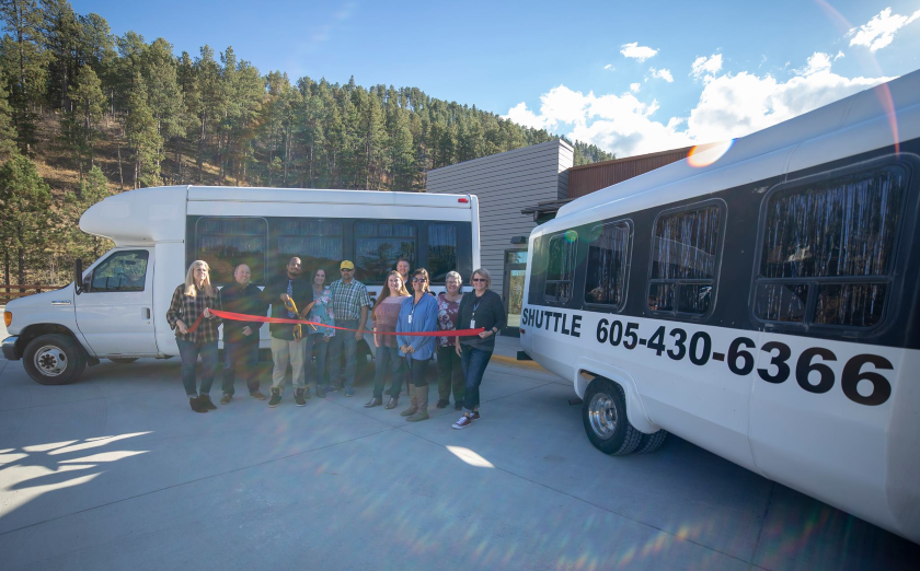 Giddy-Up Shuttles - Serving the Entire Black Hills - Hill City SD