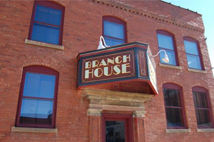 Branch House, Deadwood, SD