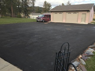 GingerSnap Home Oversized Parking Area - Sturgis SD