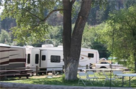 Days of 76 Campground - Deadwood SD