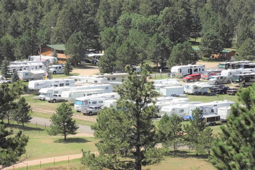 Rush No More RV Resort, Cabins and Campground - Sturgis SD