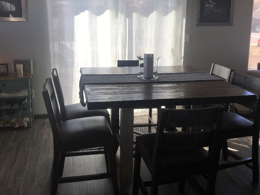 Meadows Drive Dining Area - Sturgis SD