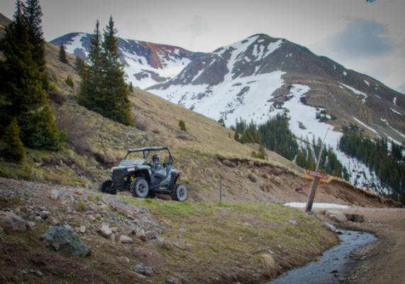 Alpine Loop Tour