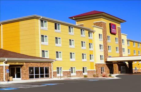 Comfort Suites Exit 61 Rapid City