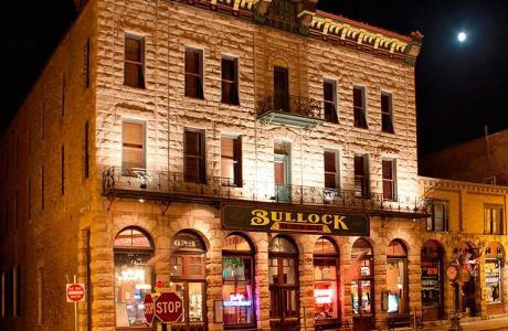 Historic Bullock Hotel Ghost Tours