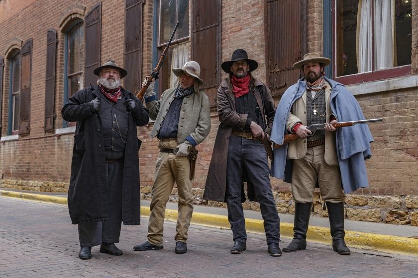 Deadwood Main Street Shootouts