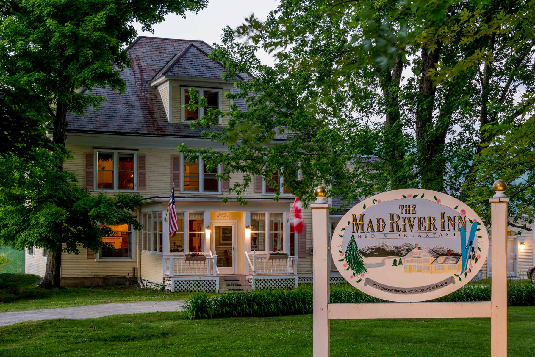 The Mad River Inn