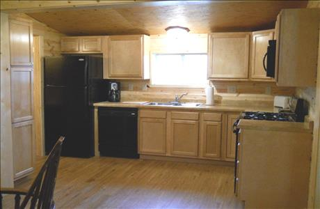Custers Gulch RV Park and Campground Family Cabin - Custer SD