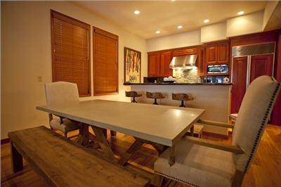 Dining Room Table - Open Floor Plan