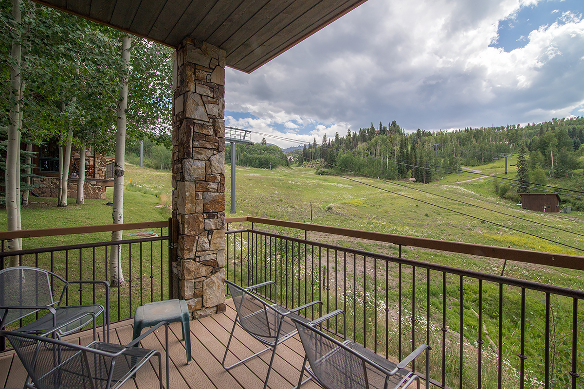 Terraces 1301 - 2 BR, 2 BA, Sleeps 4 - True Ski In Ski out