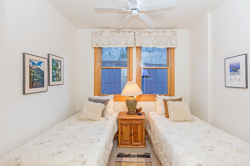 Pine Street Unit C- 3 Bed, 2.5 Bath Downtown Telluride, Condo