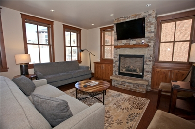 Ballard 201 - Living Area - Gas Fireplace - 42