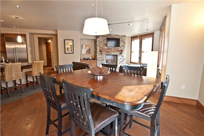 Formal Dining Seats 6 Comfortably - Spacious - Views of Telluride Ski Area