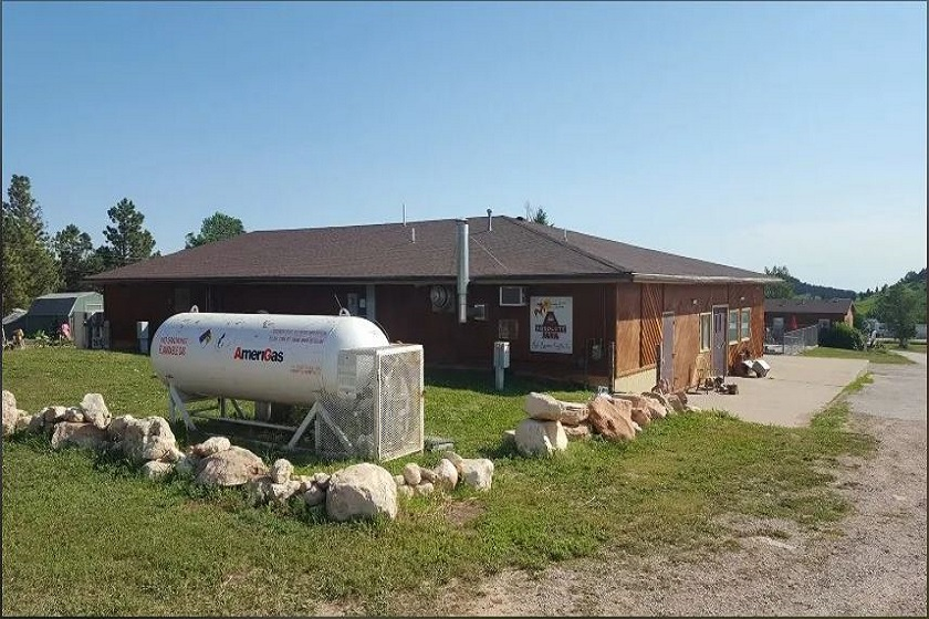 Sacora Station Campground-Piedmont, SD