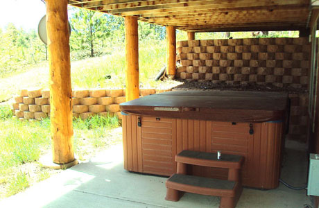 Aspen Red Hot Tub - Lead SD