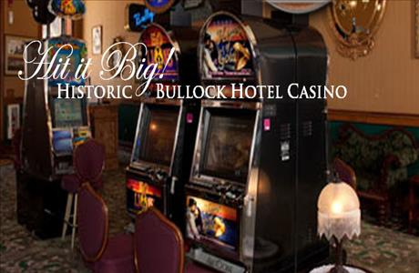 Bullock Hotel Casino - Deadwood SD