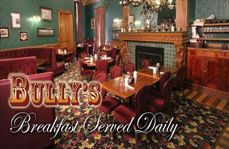 Bullock Hotel Bully's Restaurant - Deadwood SD