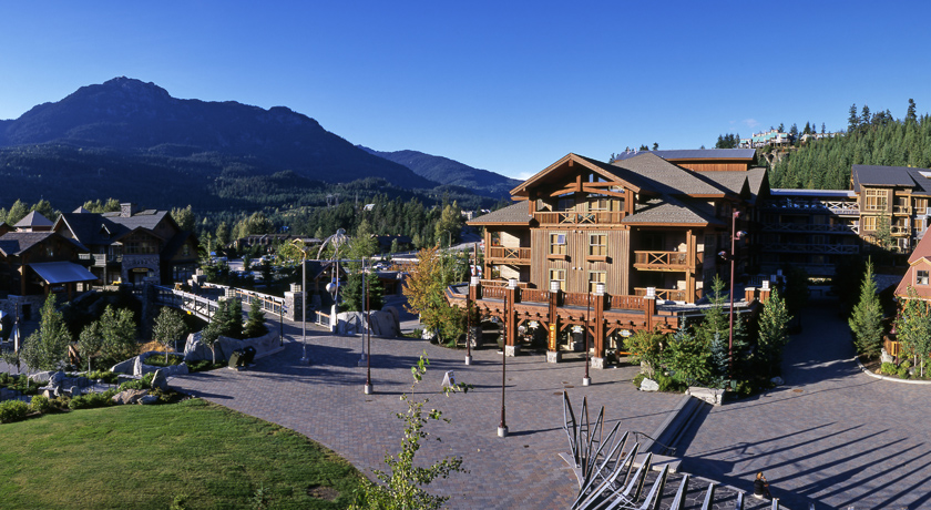 Whistler Creekside Plaza