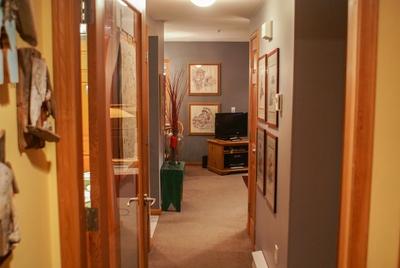 Entry to spacious 1 bedroom condo at Stoneycreek Northstar #49