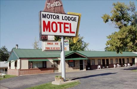 Bells Motor Lodge - Spearfish SD