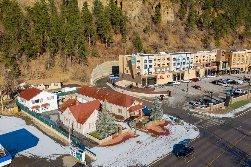 First Deadwood Cottages - Deadwood, SD