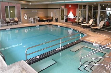 Cambria Suites Pool - Rapid City SD