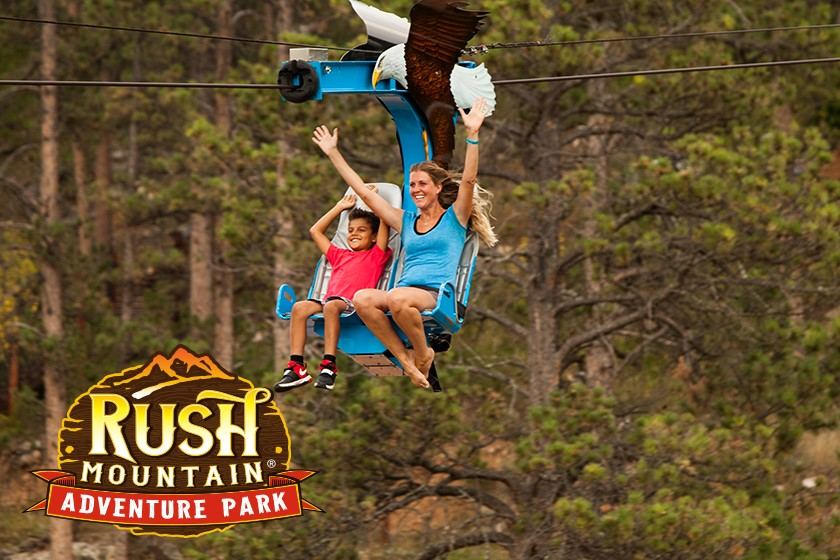 Rush Mountain Adventure Park - Rushmore Cave - Keystone SD