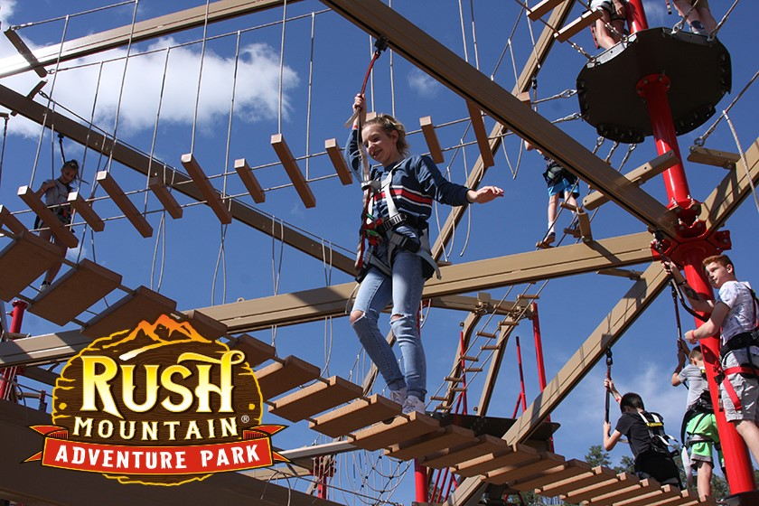Rush Mountain Adventure Park - Rushmore Cave - Keystone SD