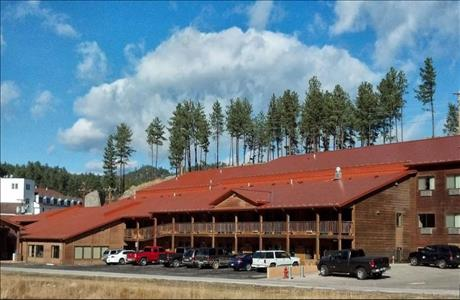 Rushmore Express and Suites - Keystone SD
