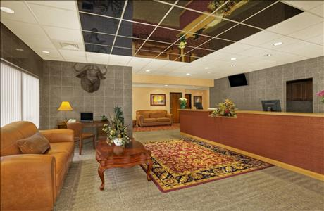 Rushmore Express and Suites Front Desk - Keystone SD