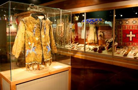 Days of 76 Museum Native American Exhibit - Historic Deadwood SD