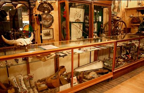 Days of 76 Museum Clowser Exhibit - Historic Deadwood SD