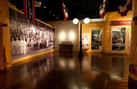 Days of 76 Museum Exhibit Hall - Historic Deadwood SD
