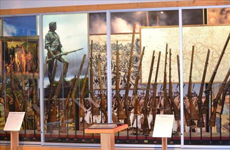 Days of 76 Museum World Class Gun Collection - Historic Deadwood SD