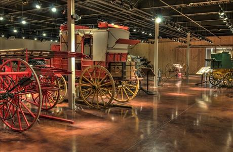 Days of 76 Museum Carriage Collection - Historic Deadwood SD