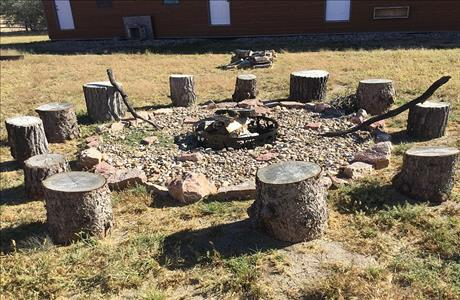Angostura Lodge Firepit - Hot Springs SD
