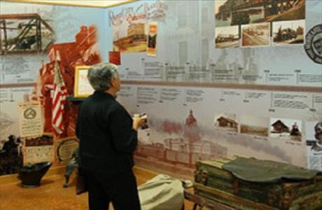 South Dakota Railroad Museum Railroad history - Hill City SD