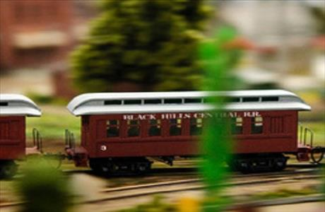 South Dakota Railroad Museum Miniature Trains - Keystone SD