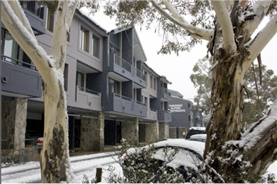Thredbo Alpine Apartments Exterior