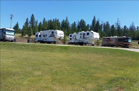 Carsten Cottages RV Sites - Lead SD