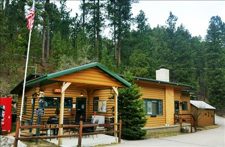 Ponderosa PInes Inn and Cabins Office - Lead SD