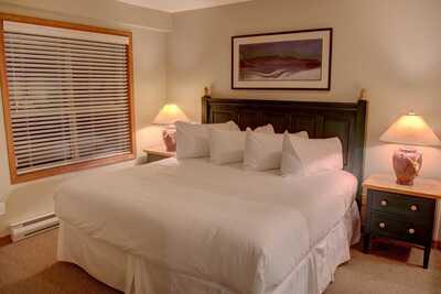 Kind master bedroom