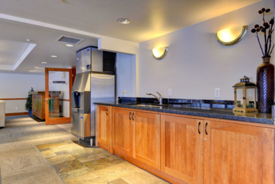Aspens lodge: conference/meeting room