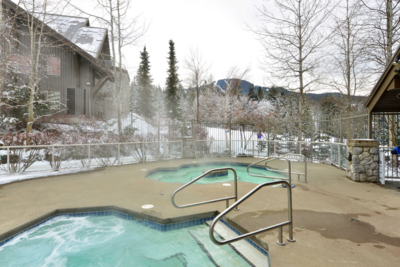 Hot Tubs during the day