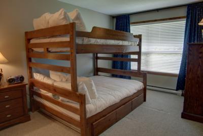 Second Bedroom Bunks