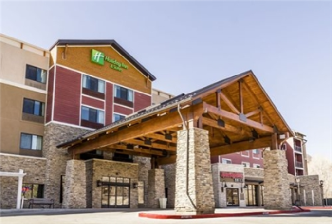 The Holiday Inn & Suites Durango
