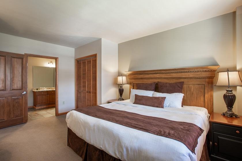 3 Bedroom Gold Master Bedroom 1