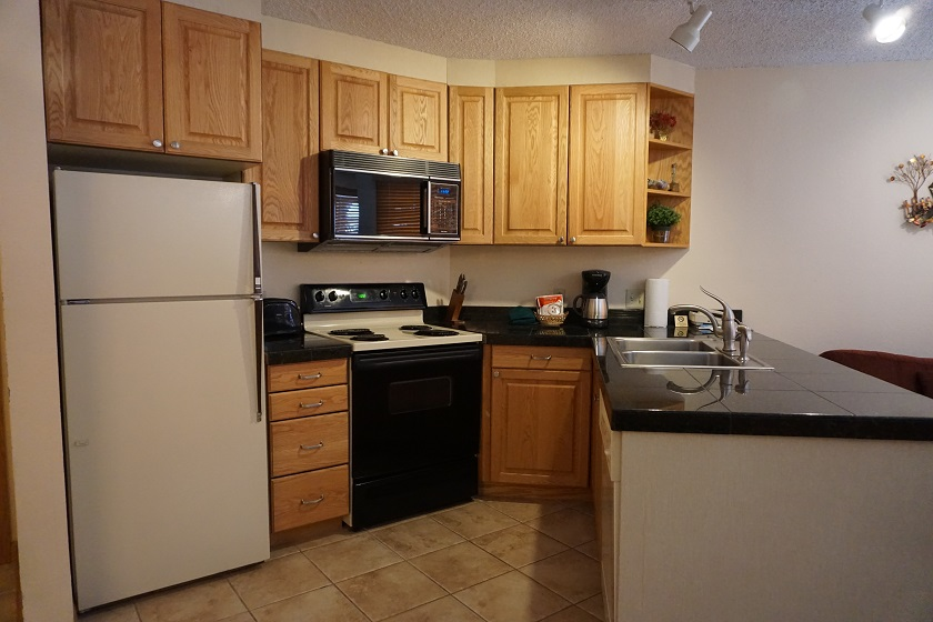 Kitchen Area (Sample Photo-Layout/Decor Vary)