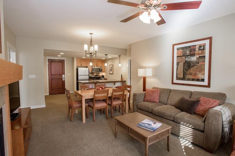 Sample Living Room (Layout May Vary)