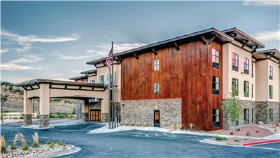 The Homewood Suites Durango